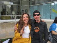 Edges cousin с женой Эйджа